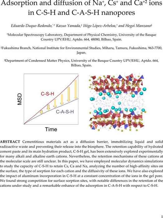Thumbnail image of Manuscript_AdsorptionanddiffusionofalkaliandalkalineearthionsinCSHandCASHnanopores.pdf