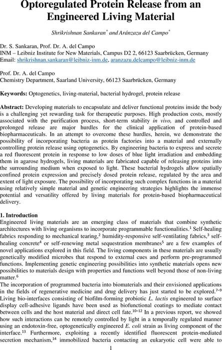 Thumbnail image of Sankaran_Optoregulated Protein Release_ChemRXiv.pdf