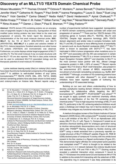 Thumbnail image of MLLT1_3 Chemical Probe.pdf