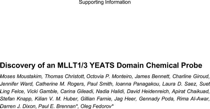 Thumbnail image of MLLT1_3 Chemical Probe SI.pdf