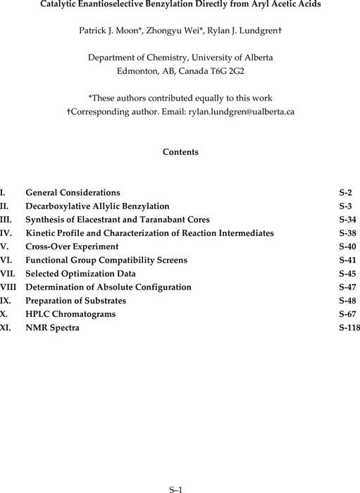 Thumbnail image of Direct Enantioselective Benzylation_SI.pdf