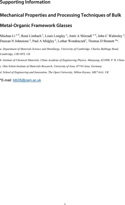 Thumbnail image of Supp Info Mechanical Properties and Bulk MOF Glasses.pdf