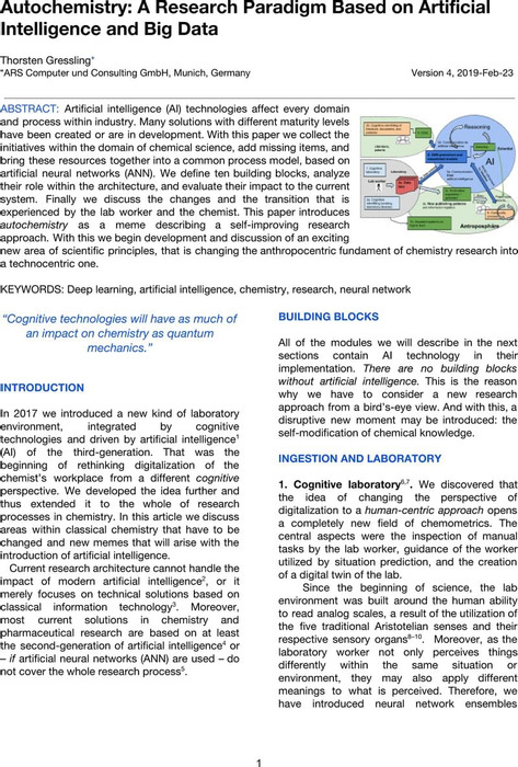 Thumbnail image of Autochemistry - A Research Paradigm Based on Artificial Intelligence and Big Data.pdf