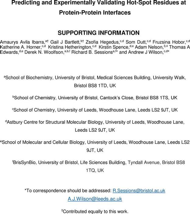 Thumbnail image of Predicting and Experimentally Validating Hot Residues Manuscript SI 01-07-19.pdf