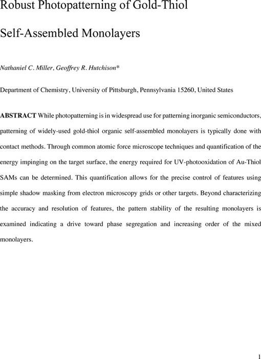 Thumbnail image of PhotoPatterning SAMs.pdf