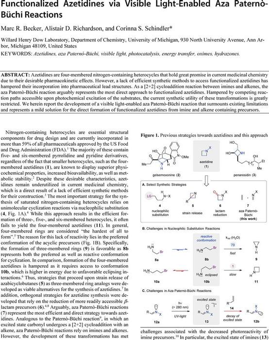 Thumbnail image of Azetidines via Aza Paterno Buechi July 19th.pdf