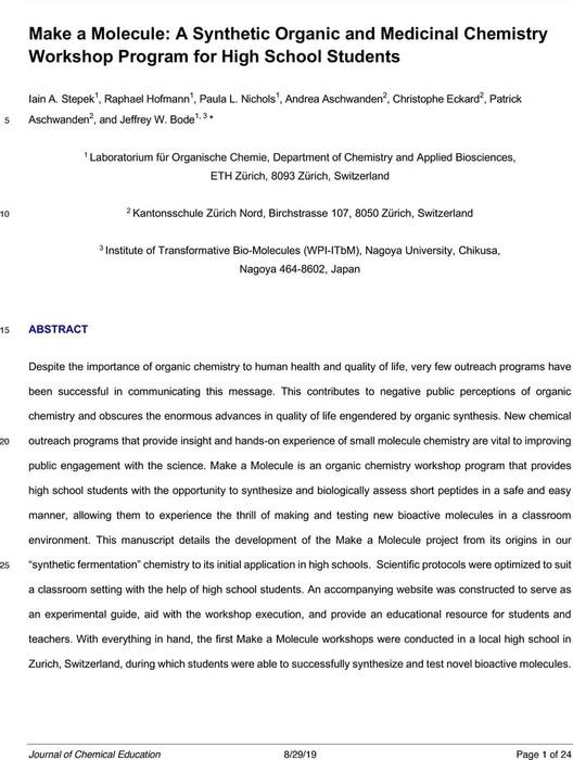 Thumbnail image of Make a Molecule Outreach CHEMRXIV SUBMIT.pdf