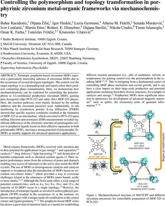 Thumbnail image of Manuscript_Porphyrinic_MOFs_polymorph_resolution.pdf