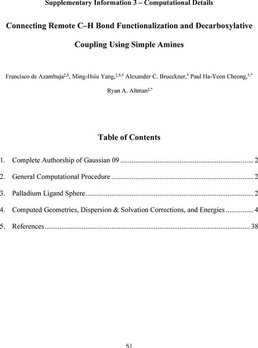 Thumbnail image of SI 3 Computational C-H Functionalization.pdf