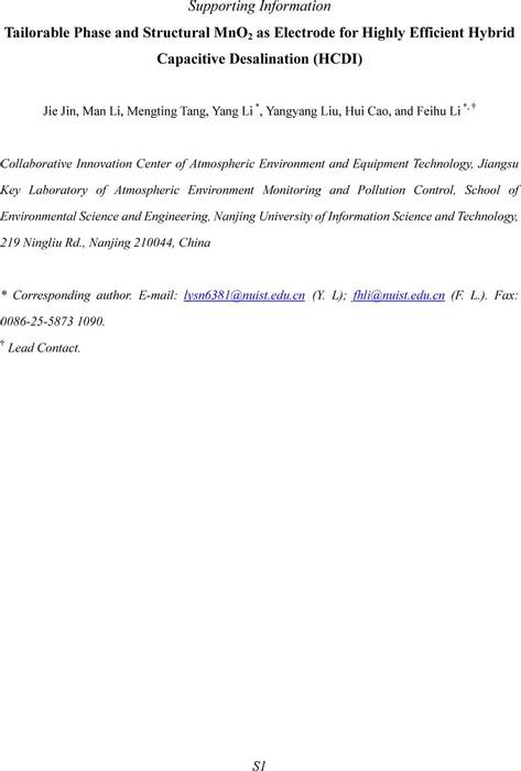 Thumbnail image of MnO2 Electrode HCDI_SI.pdf