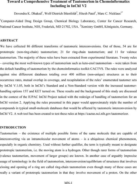 Thumbnail image of Tautomer_Rules_V6_MCN_2019-11-22.pdf