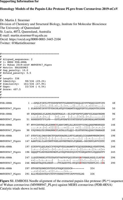 Thumbnail image of Stoermer_2020_Wuhan_CoV_PLpro_SI.pdf