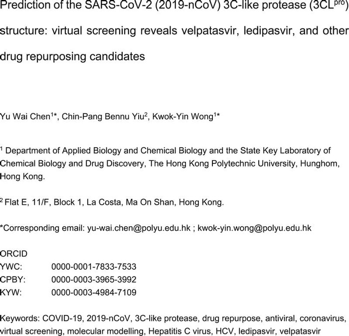 Thumbnail image of Prediction nCoV-2019 3CL v2.9T Supp.pdf