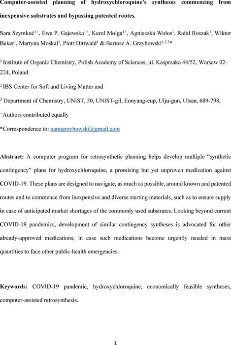 Thumbnail image of Chem_RXIV_HCQ_COVID_Text_March24.pdf