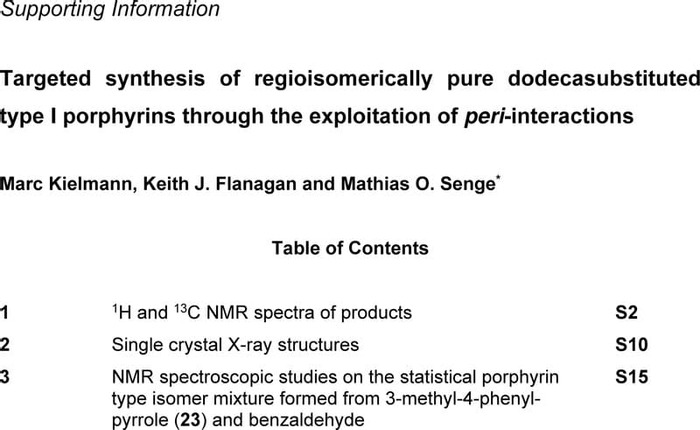 Thumbnail image of Type I Porphyrin Isomers - SI - ChemRxiv.pdf