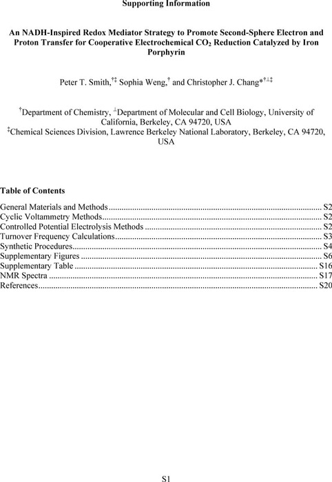 Thumbnail image of CJC_FePorph_NADH_Mimic_CO2RR_Supporting_Information_042020.pdf