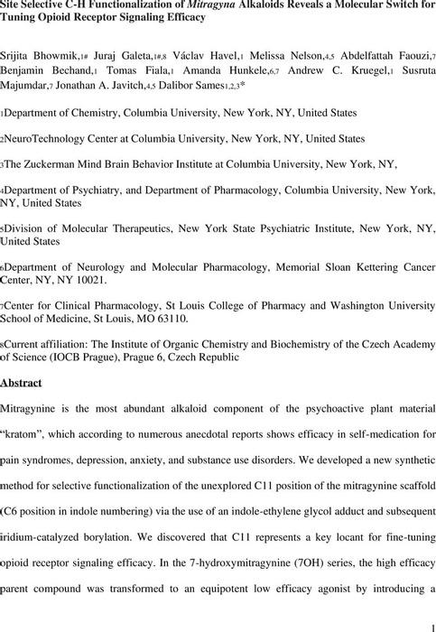 Thumbnail image of C11 Mitragynine Manuscript.07.30.2020.pdf