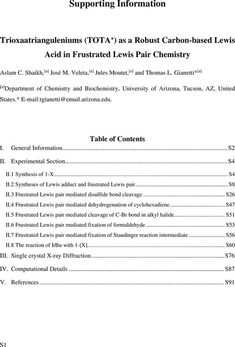Thumbnail image of Gianetti - Carbocation FLPs - ESI.pdf
