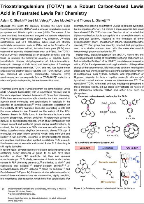 Thumbnail image of Gianetti - Carbocation FLPs.pdf