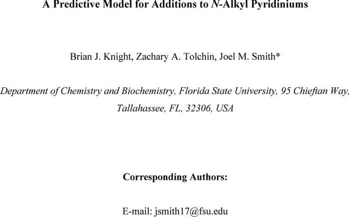Thumbnail image of Pyridinium Reactivity Study SI.pdf