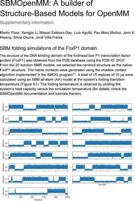 Thumbnail image of SBMOpenMM - Supplementary.pdf