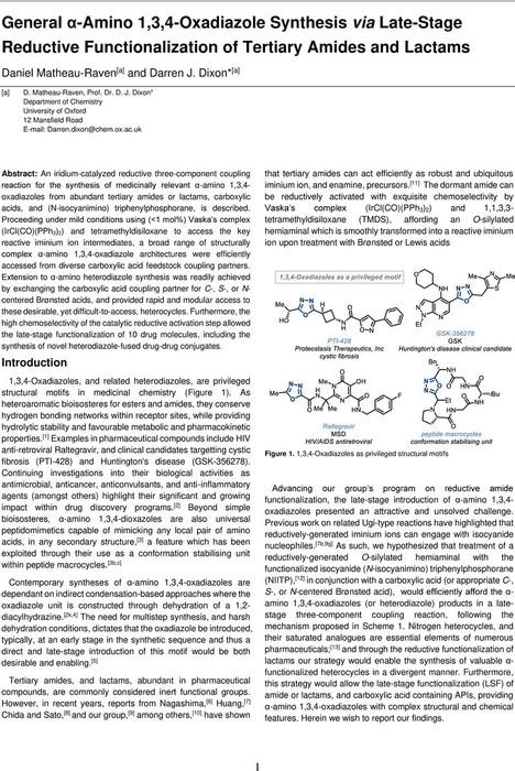 Thumbnail image of VaskaOxadiazoles - ChemRxiv.pdf