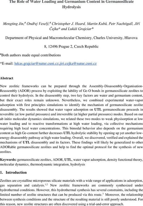 Thumbnail image of TheRoleOfWaterLoadingAndGermaniumContentInGermanosilicateHydrolysis_v1.pdf