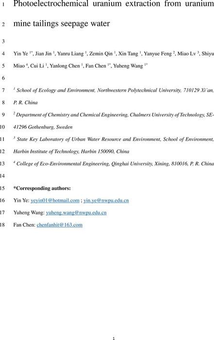 Thumbnail image of PEC uranium extraction - Manuscript.pdf